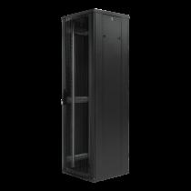 """TOTEN System G, 19 """"шкаф, 42U, 600x1000, перфорированная входная дверь, сплит"""