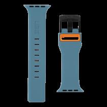 UAG Apple Watch 44 мм / 42 мм гражданский ремешок шиферный / оранжевый