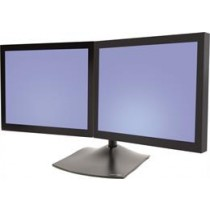 Ergotron DS100 table stand for 2 monitors horizontally 35-3502 / 33-322-200