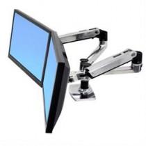 Ergotron LX desk monitor for 2 monitors  / 45-245-026