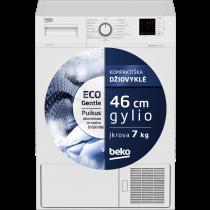 Dryer BEKO DF7412GAW