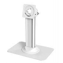 "DELTACO OFFICE Настольная подставка для защиты от краж для iPad 9,7 / 10,2 "", iPad Air / iPad"