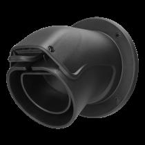 DELTACO e-Charge, держатель для разъема типа 2, угловой