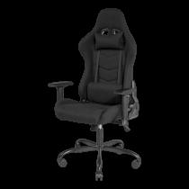 DELTACO GAMING DC220 Gaming Chair, Ткань, железный каркас, Черный