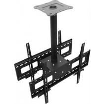 Ceiling mount Deltacoimp 37 or larger, max 100kg, tiltable, 100x100-600x400mm  ARM-118 / AV417