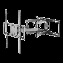 "DELTACO, трехходовая настенная, 32 ""-55"", 40 кг, 200x200-400x400"