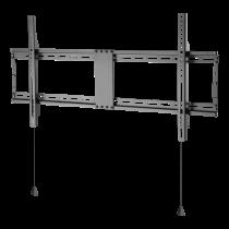 "DELTACO Heavy-duty wall mount, 43-90 "", fixed, VESA, 70 kg, 2.9 cm, black / ARM-466"