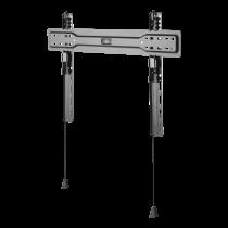 "DELTACO Slim TV / Monitor Wall Mount, 37 ""-70"", 3.1 cm Profile, Water Pass, VESA, Black / ARM-468"