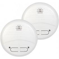 Nexa Smoke detector Alarm, 85dB at 3m, Function Light, 2-Pack , White  BV-112 / 13319