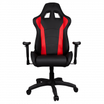 Gaming chair COOLER MASTER Caliber R1, red / CMI-GCR1-2019R