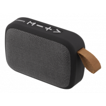 Bluetooth Speaker, Bluetooth 4.2 , Playtime 2 hours, 10m Range STREETZ / CM688