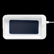 Дезинфицирующая коробка DELTACO UV, UVC LED, дезинфицируйте ваш телефон, украшения и т. Д.