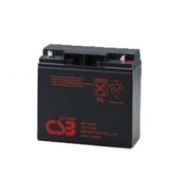 CSB Lead acid battery  12V 17Ah B1 Pb CSB  CSB-GP12170