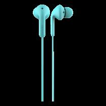 Earphone DeFunc Go MUSIC, blue / D0136