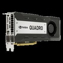 HP Nvidia Quadro K6000 Graphics Card C2J96AA / DEL1008182