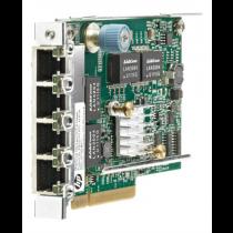 Network adapter HP 331FLR,  PCIe 2.0 x4, GigE, 4 ports,  629135-B21 / DEL3000716