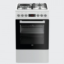 Cooker BEKO FSE53320DWCS