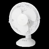 Настольный вентилятор NORDIC HOME CULTURE, 230мм, двухскоростной, 20Вт, наклоняемый,
