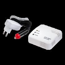 Gas detector Nexa 85dB, 12V, white / G-3000