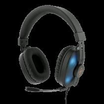 DELTACO GAMING Stereo Headest, работает RGB, 2 х 3,5 мм