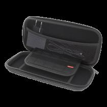 DELTACO GAMING Жесткий кейс для переноски Nintendo Switch Lite, 5 слотов для игр
