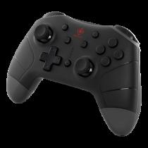 Bluetooth-контроллер DELTACO GAMING Nintendo switch, черный