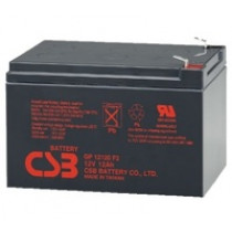 Lead acid batter 12V 12Ah F2 Pb CSB  CSB-GP12120