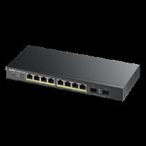 PoE Switch ZyXEL, GS1900-10HP-EU0101F / GS1900-10HP
