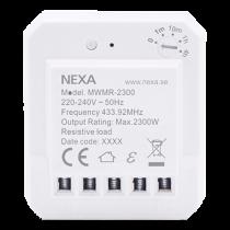 Реле дозы Nexa, функция таймера, MWMR-2300