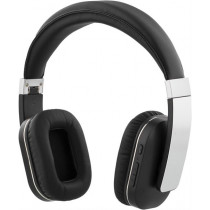 Headphones STREETZ with microphone, folding, black / HL-239