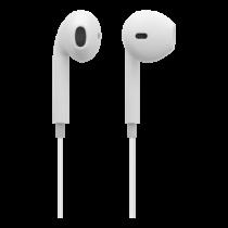 Bluetooth-гарнитура STREETZ, 3 часа разговора, Bluetooth 5.0, цвет белый