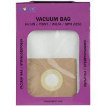 Dust bags Nordic Quality MWI2256 Hugin, TRISTAR 5pcs / 358108