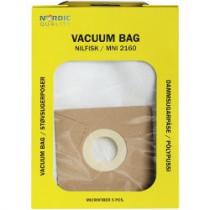 Dust bags Nordic Quality MNI2160 GRUNDIG 5pcs / 358145