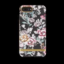 Case Richmond for iPhone 6/6s Plus/7/8 Plus, black floral / IP678-2066