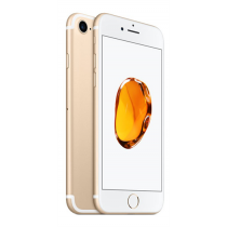"Apple iPhone 7 , 4G LTE Advanced - 32GB - GSM - 4.7 ""- 1334x750pixels (326ppi) - Retina HD - 12MP (7MP Front Camera) - Gold  / MN902QN/A"