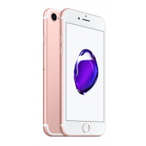 "Apple iPhone 7 ,4G LTE Advanced - 128GB - 4.7 ""- 1334 x 750 Pixels (326ppi) - Retina HD - 12MP (7MP Front Camera) - Gold Pink / MN952QN/A"
