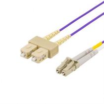 Cable DELTACO, purple / LCSC-702