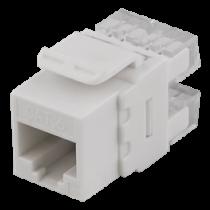 UTP CAT6 Коннектор Keystone, 180 градусов DELTACO / MD-110