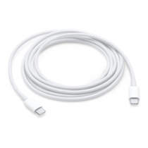 Apple USB C charging cable, USB-C ha - USB-C ha, 2m, white / MLL82ZM/A