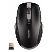 Cherry MW 2310 Wireless mouse with 5 buttons, USB nano-receiver, black  JW-T0310 / MS-178