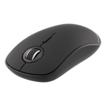 Deltaco Silent Wireless Bluetooth Mouse 1x AA, 800-1600 DPI, 125 Hz, Black / MS-900 Black