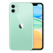 "Apple iPhone 11 - dual-SIM - 4G - 128 GB - 6.1 ""- 1792 x 828 pixels (326 ppi) - Liquid Retina HD display (12 MP front camera) - green / MWM62QN/A"