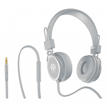 Headphones NATIVE SOUND grey / NAV-108
