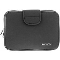 "DELTACO notebook case in neoprene, up to 14 "", black / NV-261"