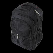 """Notebook Backpack  DELTACO 15"""", black / NV-777"""