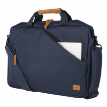 "Bag DELTACO for laptops, up to 15.6"", blue / NV-783"
