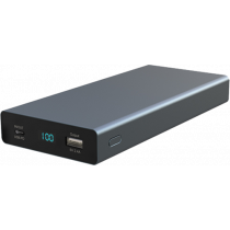 PD6001 60W Type-C PD 3.0 Bank 26800mAh CHAM 18650 Литий-ионный аккумулятор