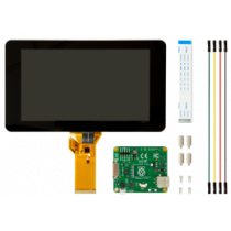 "7 ""LCD screen Raspberry Pi RASPBERRYPI-DISPLAY / RPI-LCD7"