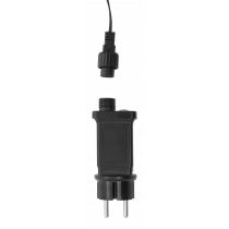 WiFi-адаптер питания DELTACO SMART HOME для световых цепей, внутри / снаружи