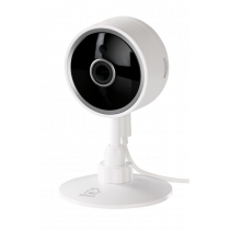 DELTACO SH-IPC02 Indoor Smart IP Camera, 2.4GHz, 1080p, White